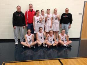2012 7th grade girls