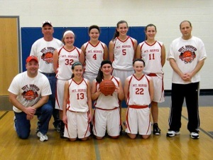 2012 8th grade TC girls