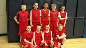4th grade boys TC 2013