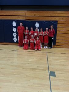 Girls 5th Grade Tri County Champs 2013