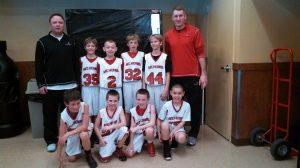4th Grade Boys 2014