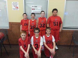 5th grade boys 2014