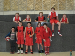 6th grade boys bball 2014
