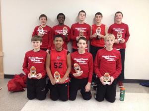 7th Grade Boys 2014